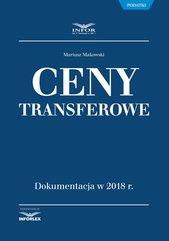 Ceny transferowe. Dokumentacja w 2018 r.