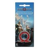 Brelok do kluczy otwieracz do butelek God of War Logo