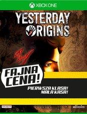 Yesterday Origins - Fajna Cena (XOne) PL