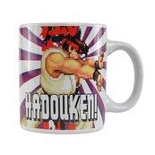 Kubek Street Fighter Ryu