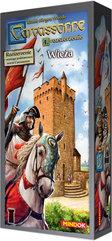 Carcassonne: Wieża (druga edycja polska) (Gra Planszowa)