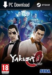Yakuza 0 (PC) klucz Steam