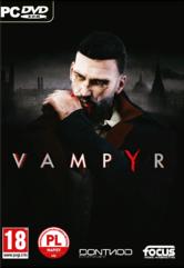 Vampyr (PC) DIGITÁLIS