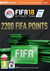 FIFA 18 - Points 2200 punktów