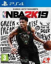 NBA 2K19 (PS4) + BONUS!