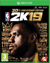 NBA 2K19 Anniversary Edition (XOne)
