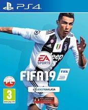 FIFA 19 (PS4) PL + BONUS! + nakładki na Dualshock 4