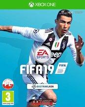 FIFA 19 (XOne) PL + 6. PIŁKARZY W TRYBIE FUT