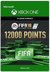 FIFA 18 - Points (XONE) DIGITAL 12000 punktów