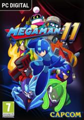 Mega Man 11 (PC) DIGITÁLIS