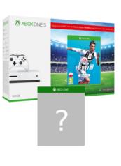 Konsola Xbox One S 500 GB + FIFA 19 ESD + gra-niespodzianka