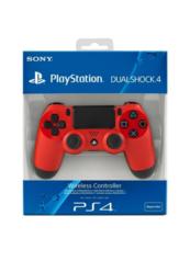 Joypad Dualshock 4 V2 Magma Red