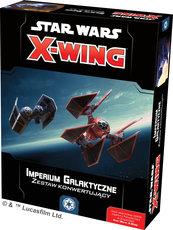 Star Wars: X-Wing - Imperium Galaktyczne - Zestaw konwertujący (Gra Figurkowa)