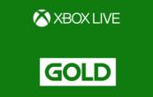 Xbox LIVE GOLD 6 miesięcy (XOne/X360) DIGITAL