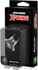 Star Wars: X-Wing - Myśliwiec Fang (druga edycja) (Gra Figurkowa)