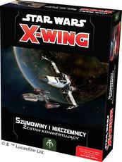 Star Wars: X-Wing - Szumowiny i nikczemnicy - Zestaw konwertu (Gra Figurkowa)