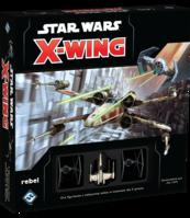 Star Wars: X-Wing - Zestaw podstawowy (druga edycja) (Gra Figurkowa)