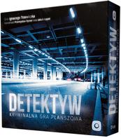 Detektyw: Kryminalna Gra Planszowa (Gra Planszowa)