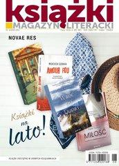 Magazyn Literacki Książki 6/2018