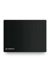 Podkładka Lioncast Buff M 40x30 czarna (Podkładka pod myszkę)