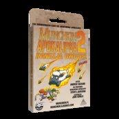 Munchkin Apokalipsa 2 Inwazja Owcych Edycja Jubileuszowa (Gra Karciana)
