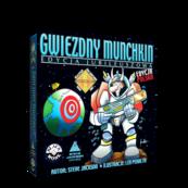 Gwiezdny Munchkin – Edycja Jubileuszowa (Gra Karciana) + Koszulka