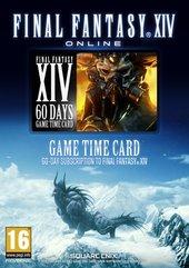 Final Fantasy XIV: A Realm Reborn Abonament 60 DNI (DIGITAL)