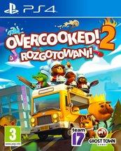 Overcooked 2 Rozgotowani (PS4)