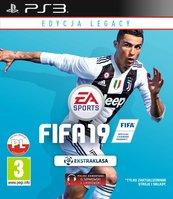 FIFA 19 (PS3) PL Edycja Legacy