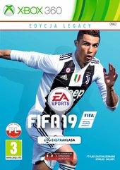 FIFA 19 (X360) PL Edycja Legacy