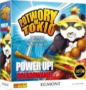 Potwory w Tokio: Power Up! Doładowanie (nowa edycja) (Gra Planszowa)