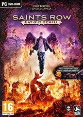 Saints Row: Gat Out of Hell (Edycja Pierwsza) (PC) PL klucz Steam