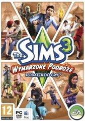 The Sims 3 Wymarzone Podróże (PC) PL klucz Origin