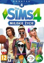 The Sims 4: Miejskie Życie (PC) PL klucz Origin