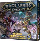 Mage Wars: Akademia - Zestaw podstawowy - Władca bestii vs czarodziej (Gra Planszowa)
