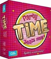 Party Time. Znasz Mnie? (Gra Planszowa)