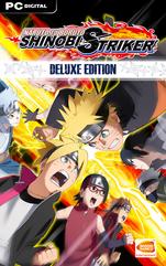 NARUTO TO BORUTO: SHINOBI STRIKER Deluxe Edition (PC) DIGITÁLIS