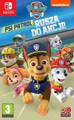 Psi Patrol: Rusza do akcji! (Switch) PL DUBBING