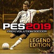 Pro Evolution Soccer 2019 Legend Edition (PC) klucz Steam