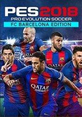 Pro Evolution Soccer 2018: Barcelona Edition (PC) DIGITAL