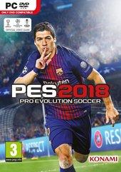 Pro Evolution Soccer 2018: Standard Edition (PC) DIGITÁLIS