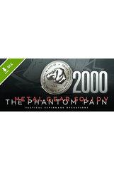 Metal Gear Solid V: The Phantom Pain - 2000 MB Coin (játékbeli valuta) DLC (PC) DIGITÁLIS