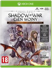 ŚRÓDZIEMIE: CIEŃ WOJNY EDYCJA OSTATECZNA (Xbox One) PL