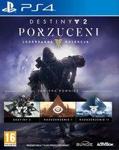 Destiny 2: Porzuceni Legendarna Kolekcja (PS4)