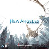New Angeles: Miasto Korporacji (Gra Planszowa)