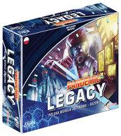 Pandemic Legacy: Sezon 1 - edycja niebieska (Gra Planszowa)