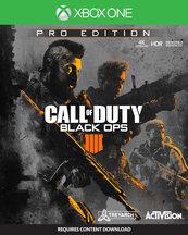 Call of Duty: Black Ops 4 PRO EDITION (XOne) + Figurka
