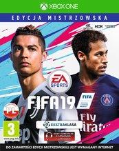 FIFA 19 EDYCJA MISTRZOWSKA (XOne) PL