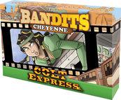 Colt Express Bandits - Cheyenne (Gra planszowa)