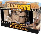 Colt Express Bandits - Django (Gra Planszowa)